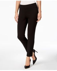 Nine West - Pull-on Ankle Pants - Lyst
