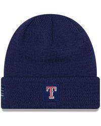 Lyst - Ktz Texas Rangers Biggest Christmas Knit Hat for Men 654124136