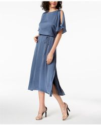 Vince Camuto - Cold-shoulder Maxi Dress, Created For Macy's - Lyst