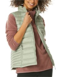 32 Degrees Packable Down Puffer Vest, Created For Macy's - Green