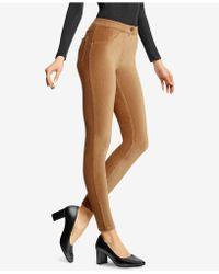 Hue - Women's Corduroy Leggings - Lyst