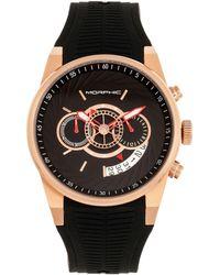 Morphic - Quartz M72 Series Chronograph Silicone Watches 43mm - Lyst