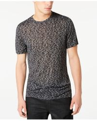 Guess - Rainbow Space-dyed T-shirt - Lyst