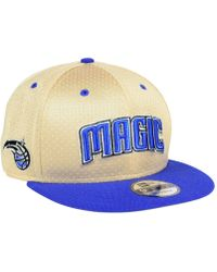 official photos b4a9f affcf KTZ New York City Fc Undefeated 9fifty Snapback Cap in Blue for Men - Lyst