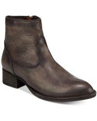 Frye - Women's Brooke Short Boots - Lyst
