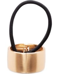 France Luxe - Cuff Ponytail Holder - Lyst