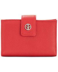 Giani Bernini Handbag, Softy Indexer - Red