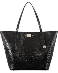 Brahmin - Melbourne Collection Annika Tote - Lyst