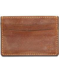 Patricia Nash - Slim Leather Card Case - Lyst