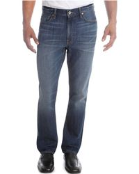 Lucky Brand 181 Relaxed-straight Jeans - Blue