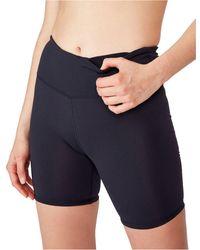 Cotton On Active Core Bike Shorts - Blue