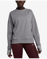 Nike - Therma Sphere Element Running Top - Lyst