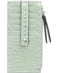 INC International Concepts Inc Hazell Card Case, Created For Macy's - Green