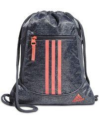 adidas Graphic Duffel Bag - Black