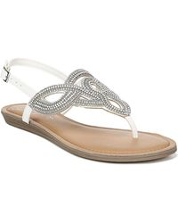 Fergie Superb Sandals - White