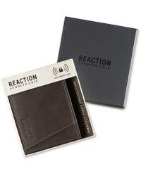 Kenneth Cole Reaction - Men's Kevin Rfid Billfold Wallet - Lyst