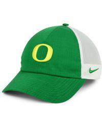 Lyst - Nike Oregon Ducks L91 Mesh Swoosh Flex Cap in Yellow d7ffc1b5ea56