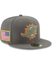 5fa230f382d KTZ - Salute To Service 59fifty Fitted Cap Product Description - Lyst