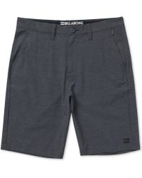 Billabong - Crossfire X Classic-fit Stretch Hybrid Shorts - Lyst
