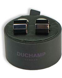 Duchamp Cufflink - Black
