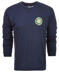 LRG - The Circlez Logo-print T-shirt - Lyst
