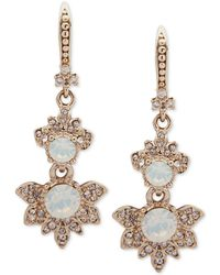 Marchesa - Small Drop Burst Earrings - Lyst