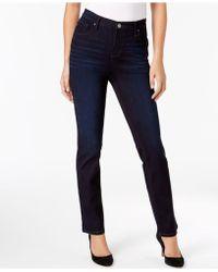 Lee Platinum - Gwen Straight-leg Classic Jeans - Lyst