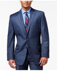 Calvin Klein - Blue Modern Fit Jacket - Lyst