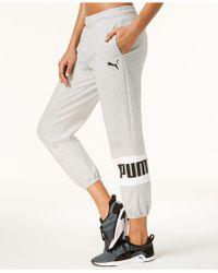 PUMA - Drycell Sweatpants - Lyst