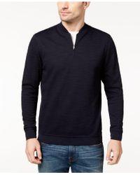 Vince Camuto - Men's Quarter-zip Shirt - Lyst