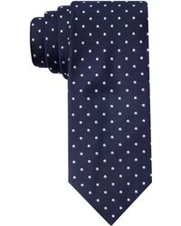 Tommy Hilfiger - Slim Tie, Dot Doug - Lyst