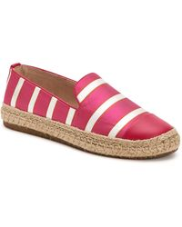Charter Club Jonii Espadrille Flats, Created For Macy's - Pink