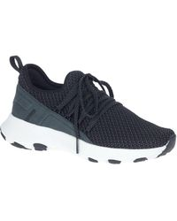 Merrell Cloud Knit Sneakers - Black