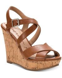 6007caad1fd1 American Rag - Rachey Dress Platform Wedge Sandals