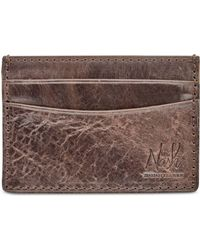 Patricia Nash - Men's Tuscan Leather Slim Card Case - Lyst