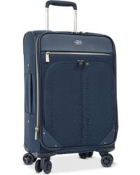 "Vince Camuto - Closeout! Ameliah 20"" Softside Expandable Carry-on Spinner Suitcase - Lyst"