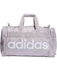 adidas Santiago Duffel Bag - White