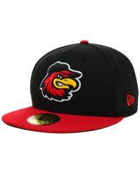 Lyst - KTZ Detroit Red Wings All Day 9fifty Snapback Cap in Black ... 9c716e7e95dd
