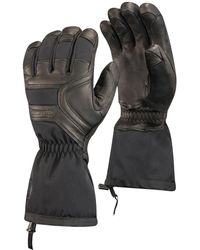 Black Diamond - Men's Crew Gloves From Eastern Mountain Sports - Lyst