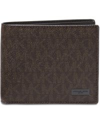 Michael Kors - Men's Jet Set Bifold Wallet - Lyst