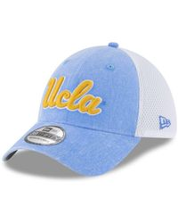best authentic f4ff3 fd145 KTZ - Ucla Bruins Washed Neo 39thirty Cap - Lyst. KTZ - Ucla Bruins Rugged  Canvas Snapback ...