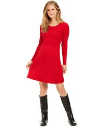 Style & Co. - Ribbed-knit Sweater Dress, Created For Macy's - Lyst
