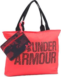 Under Armour - Logo Tote - Lyst