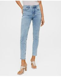 Mango - Skinny Ankle Sculpt Jeans - Lyst