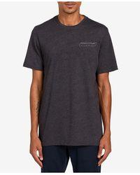 Volcom Automate Short Sleeve T-shirt - Black