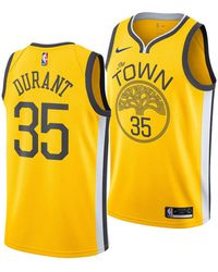 b7189bd29 Nike - Kevin Durant Earned City Edition Swingman (golden State Warriors)  Nba Connected Jersey