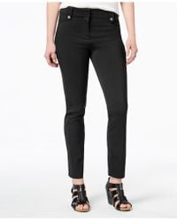Style & Co. - Seamed Skinny Pants, Created For Macy's - Lyst