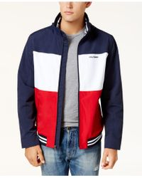 Tommy Hilfiger - Flag Regatta Jacket, Created For Macy's - Lyst