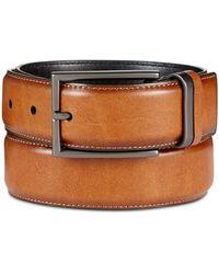 Alfani Men's Feather-edge Belt - Brown