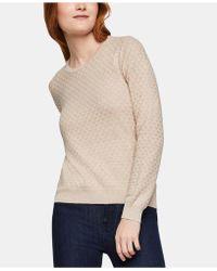 BCBGeneration - Diamond Crewneck Sweater - Lyst